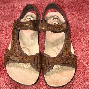 NWTO Gelron  2000 Earth Spirit. Brown Sandals.